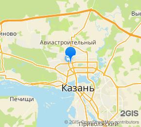 ЖК Генеральский на карте