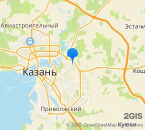 ЖК Дом по ул. Зур Урам на карте