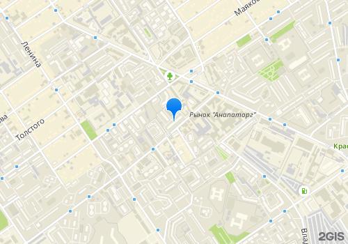 ГИС Анапа онлайн (ДубльГИС) - Дубль ГИС Онлайн
