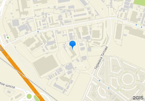 Улица Вашутинское шоссе, 20 к1