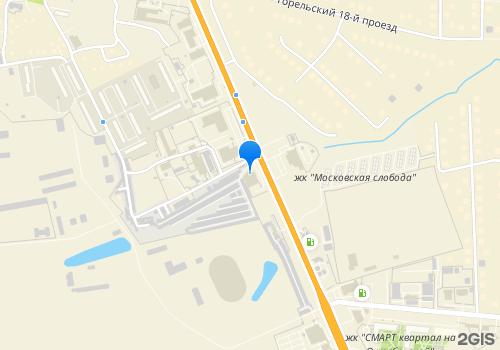 Официальный дилер Ford в Туле - автоцентр