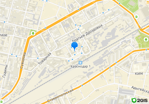 Краснодар-1, автовокзал в