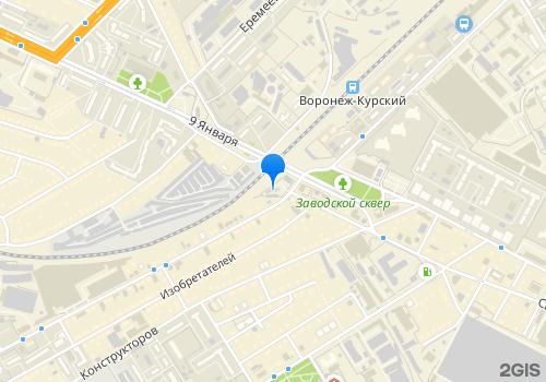 Хоздвор, ООО, торговая компания, Воронеж - Электронный переулок, 3.